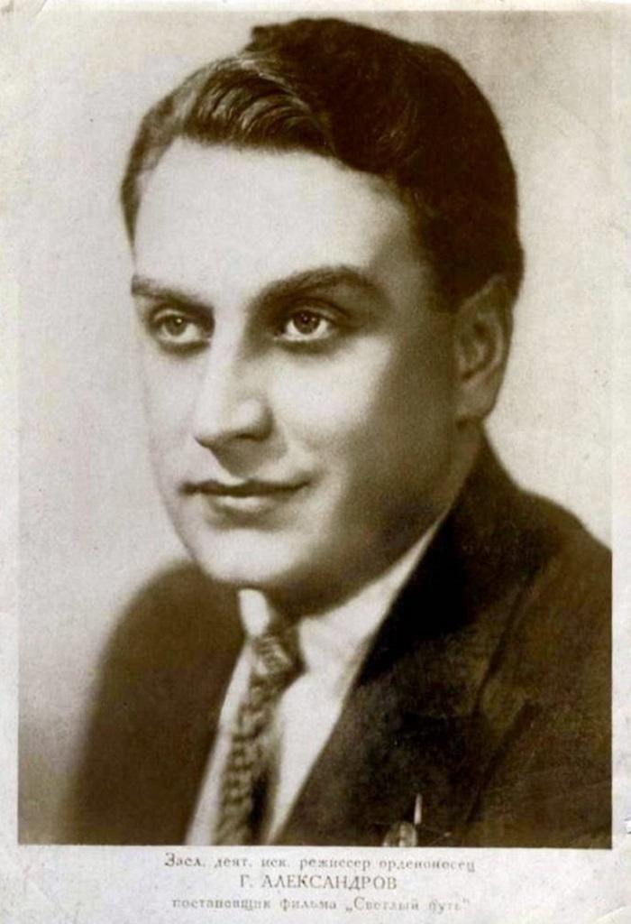 Григорий Александров - биография, информация, личная жизнь
